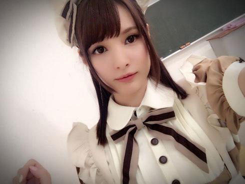 坂咲みほちゃんがお人形さんみたいに可愛い……! 乃木坂46にいてもおかしくない美少女AV女優の画像1