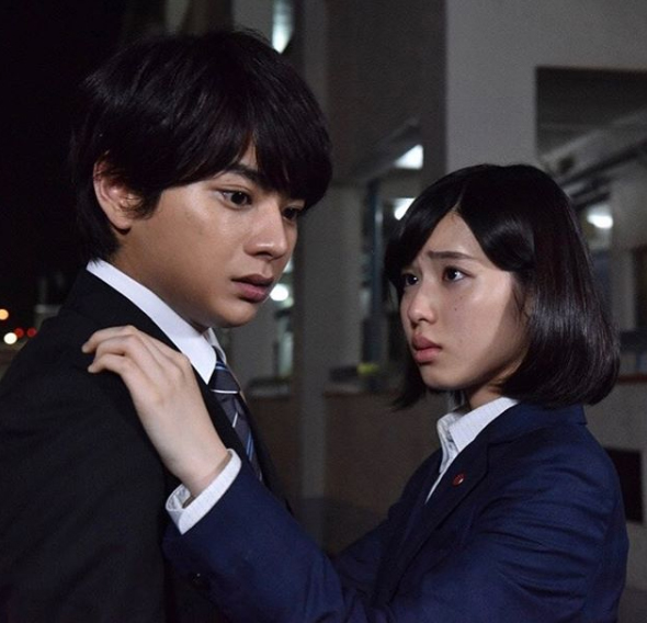 日本テレビ「Missデビル 人事の悪魔・椿眞子」公式インスタグラムより