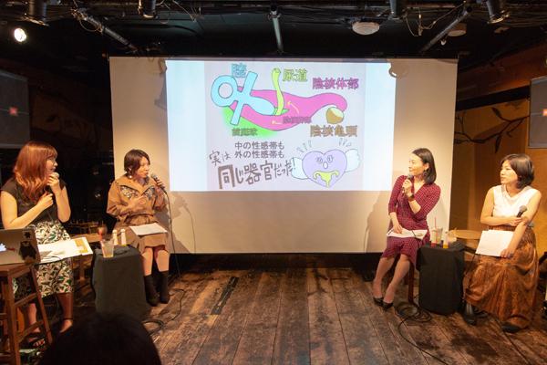 中イキと外イキは同じことだった!? セックスの楽しさを噛み締める「iroha RIN」イベントレポの画像2
