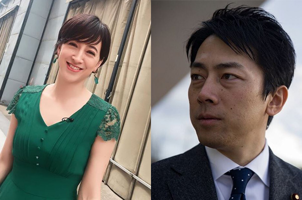 【完成】小泉進次郎と電撃デキ婚の滝沢クリステル、杏と恋人を奪い合った熾烈な闘争の画像1